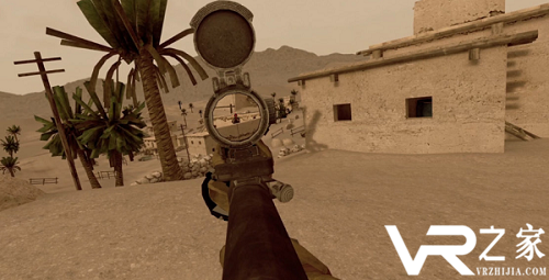 VR射击游戏Onward