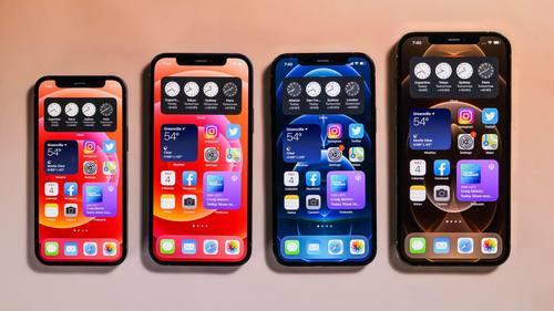 小屏真的有人爱:iPhone  12小屏版没人买
