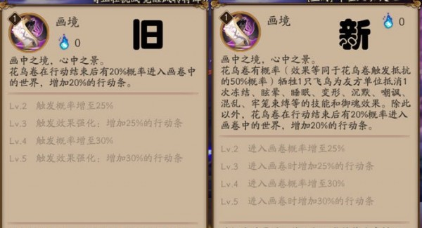 阴阳师新版花鸟卷阵容怎么搭配 阴阳师新版花鸟卷阵容搭配攻略